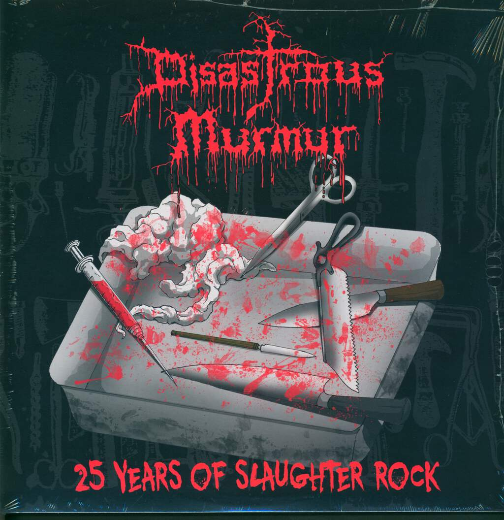 Disastrous Murmur: 25 Years Of Slaughter Rock, LP (Vinyl)