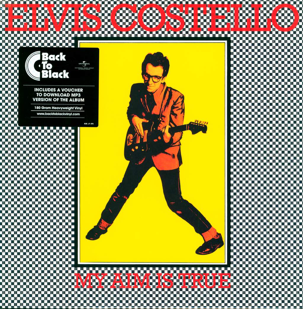 Elvis Costello: My Aim Is True, LP (Vinyl)