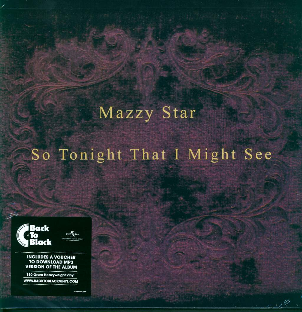 Mazzy Star: So Tonight That I Might See, LP (Vinyl)