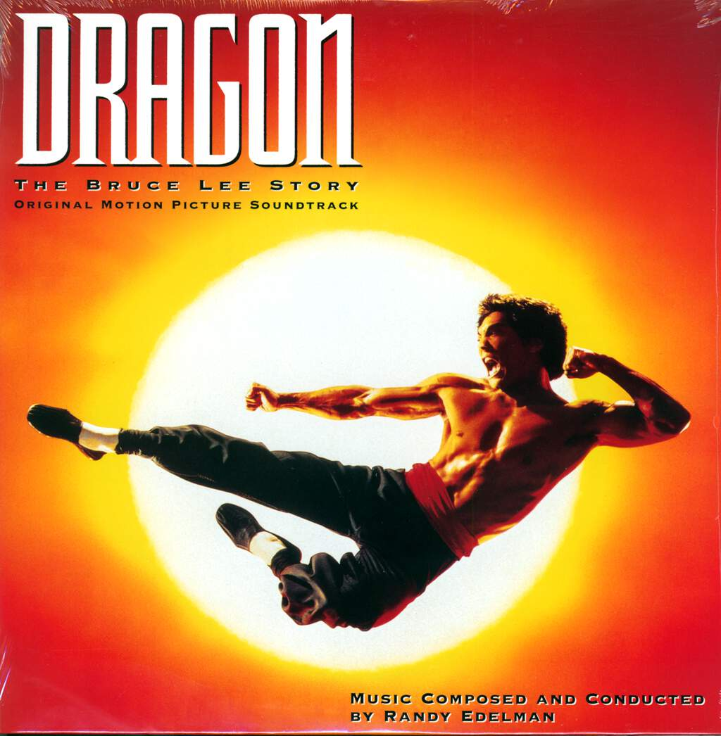 Randy Edelman: Dragon: The Bruce Lee Story (Music From The Original Motion Picture Soundtrack), LP (Vinyl)
