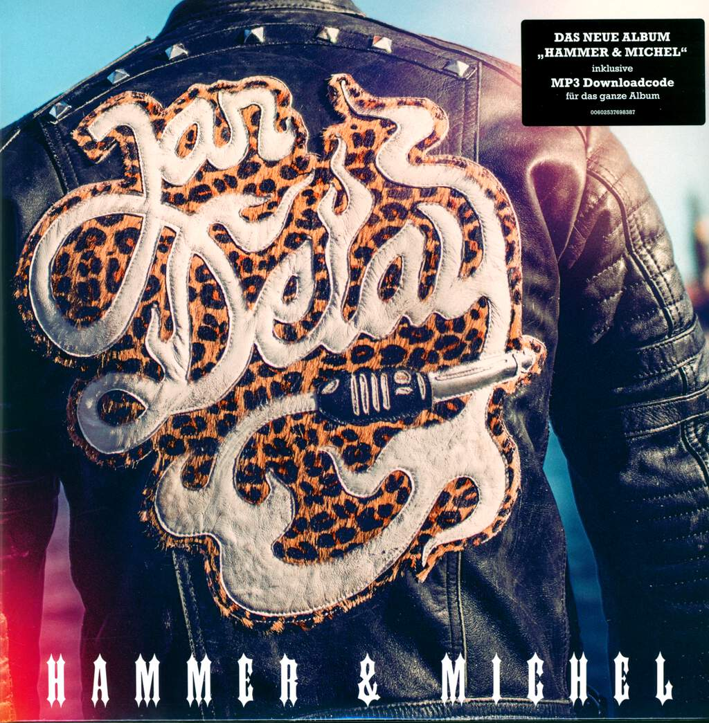 Jan Delay: Hammer & Michel, 2×LP (Vinyl)