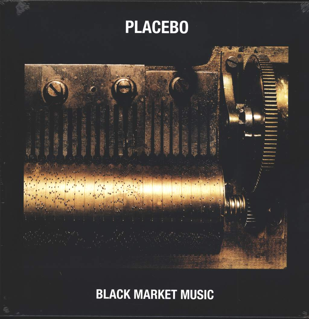 Placebo: Black Market Music, LP (Vinyl)