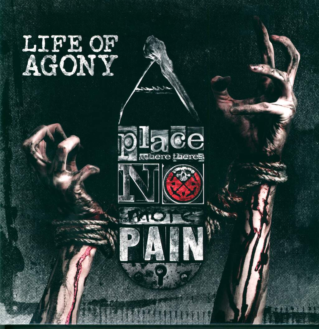 Life Of Agony: A Place Where There's No More Pain, LP (Vinyl)