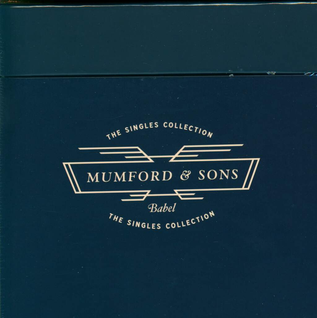 """Mumford & Sons: Babel The Singles Collection, 5×7"""" Single (Vinyl)"""