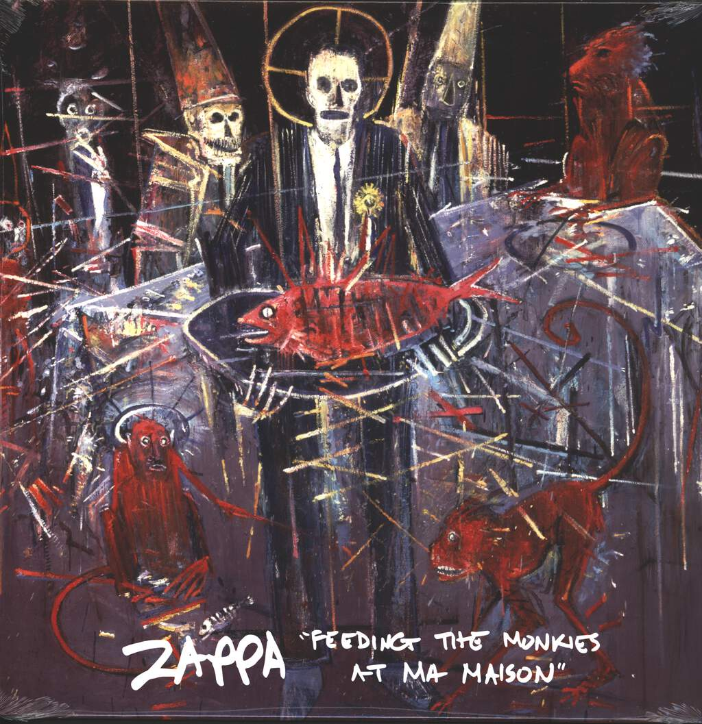 "Frank Zappa: ""Feeding The Monkies At Ma Maison"", LP (Vinyl)"