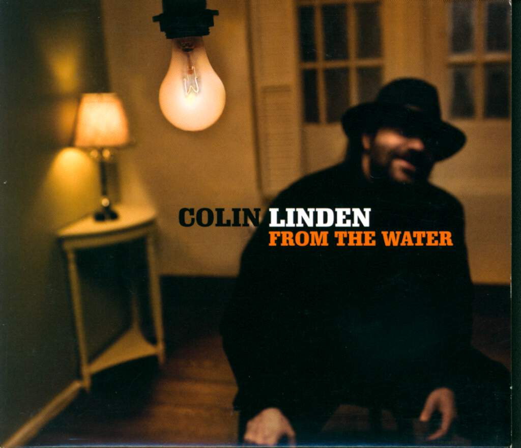 Colin Linden: From The Water, CD