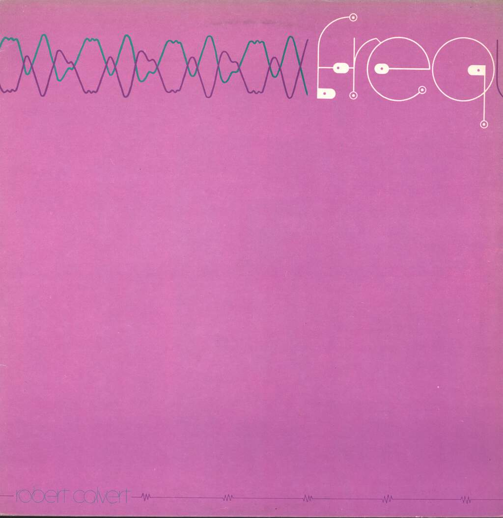 Robert Calvert: Freq, Mini LP (Vinyl)