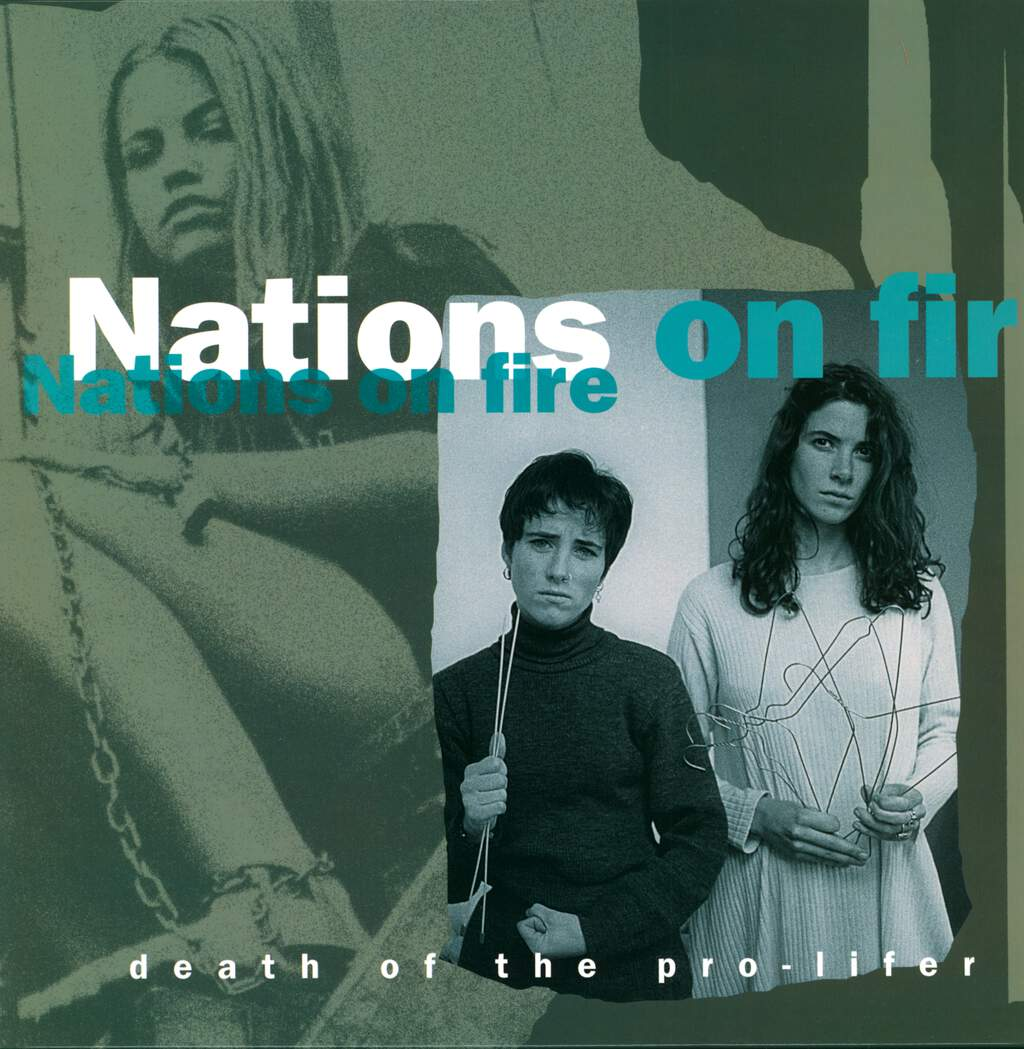 Nations on Fire: Death Of The Pro-Lifer, LP (Vinyl)