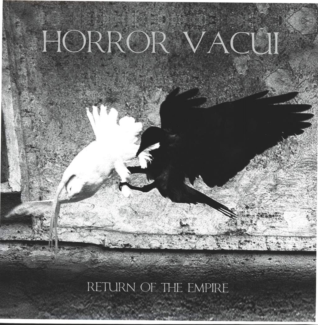 Horror Vacui: Return Of The Empire, LP (Vinyl)