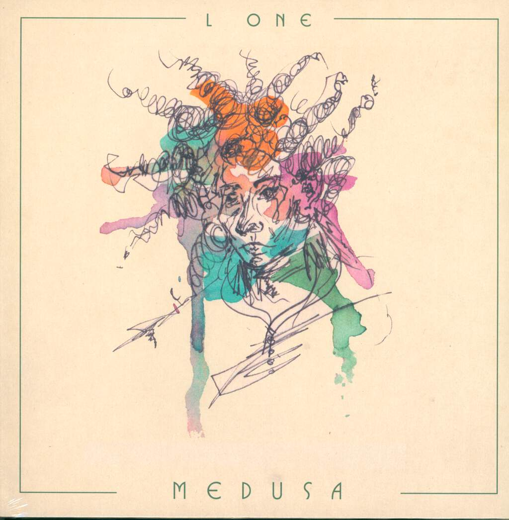 L-One: Medusa, LP (Vinyl)