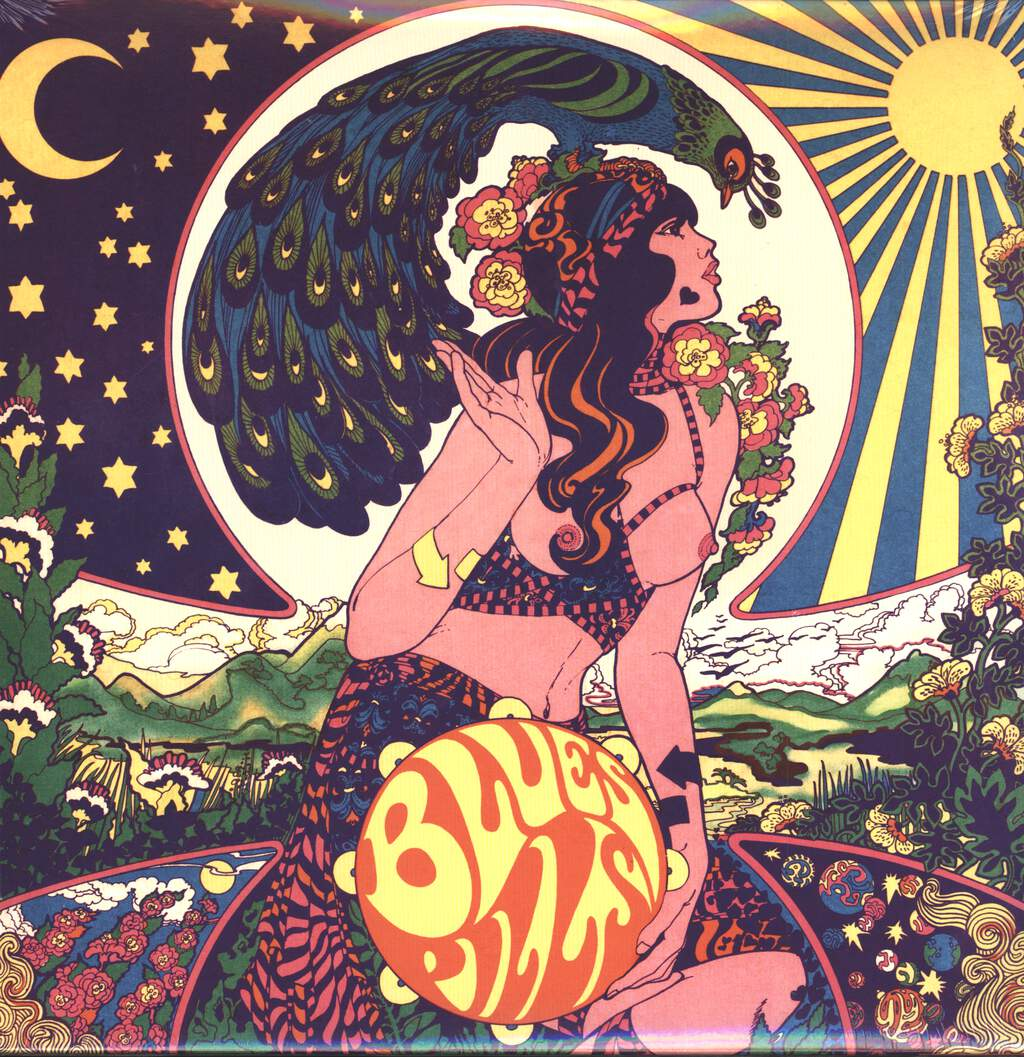 Blues Pills: Blues Pills, 2×LP (Vinyl)