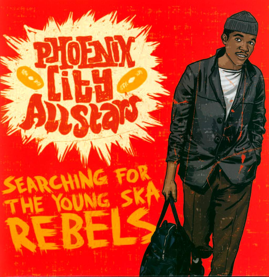 Phoenix City All-Stars: Searching For The Young Ska Rebels, LP (Vinyl)