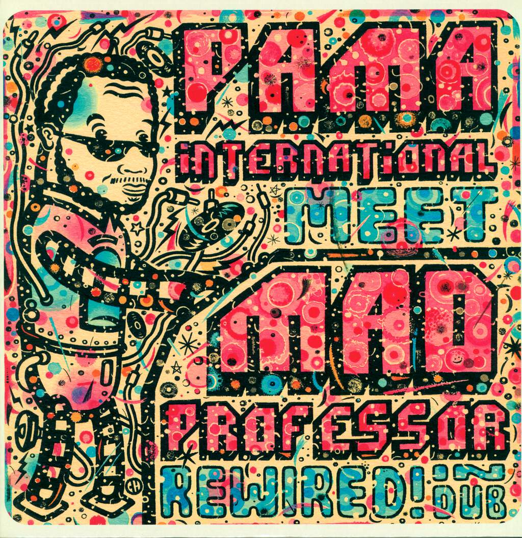 Pama International: Rewired! In Dub, LP (Vinyl)