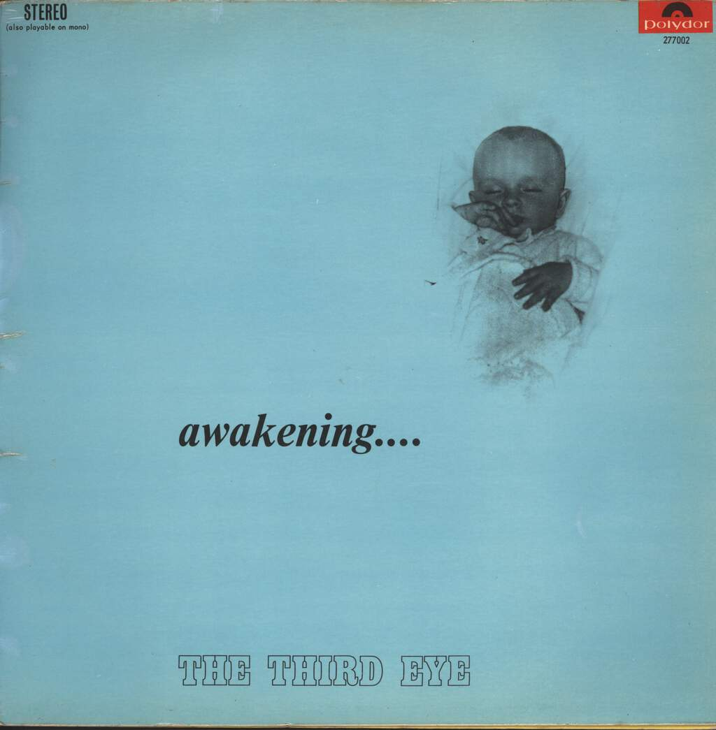 The Third Eye: Awakening..., LP (Vinyl)
