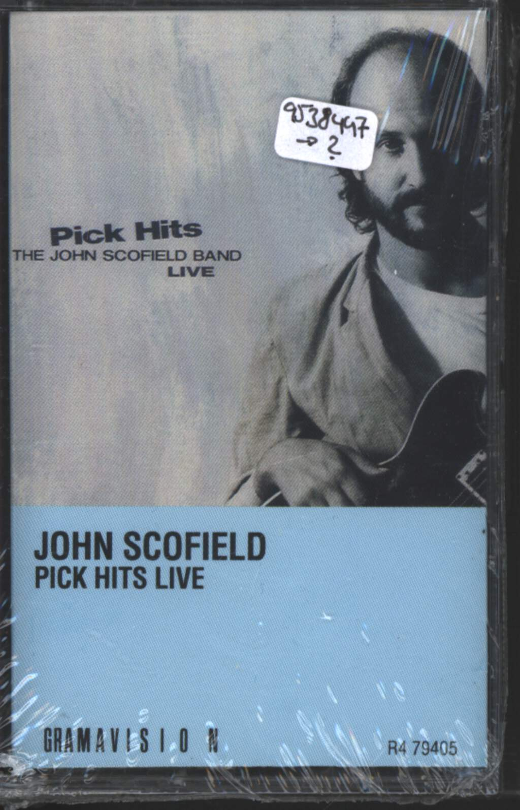 John Scofield: Pick Hits Live, Tape