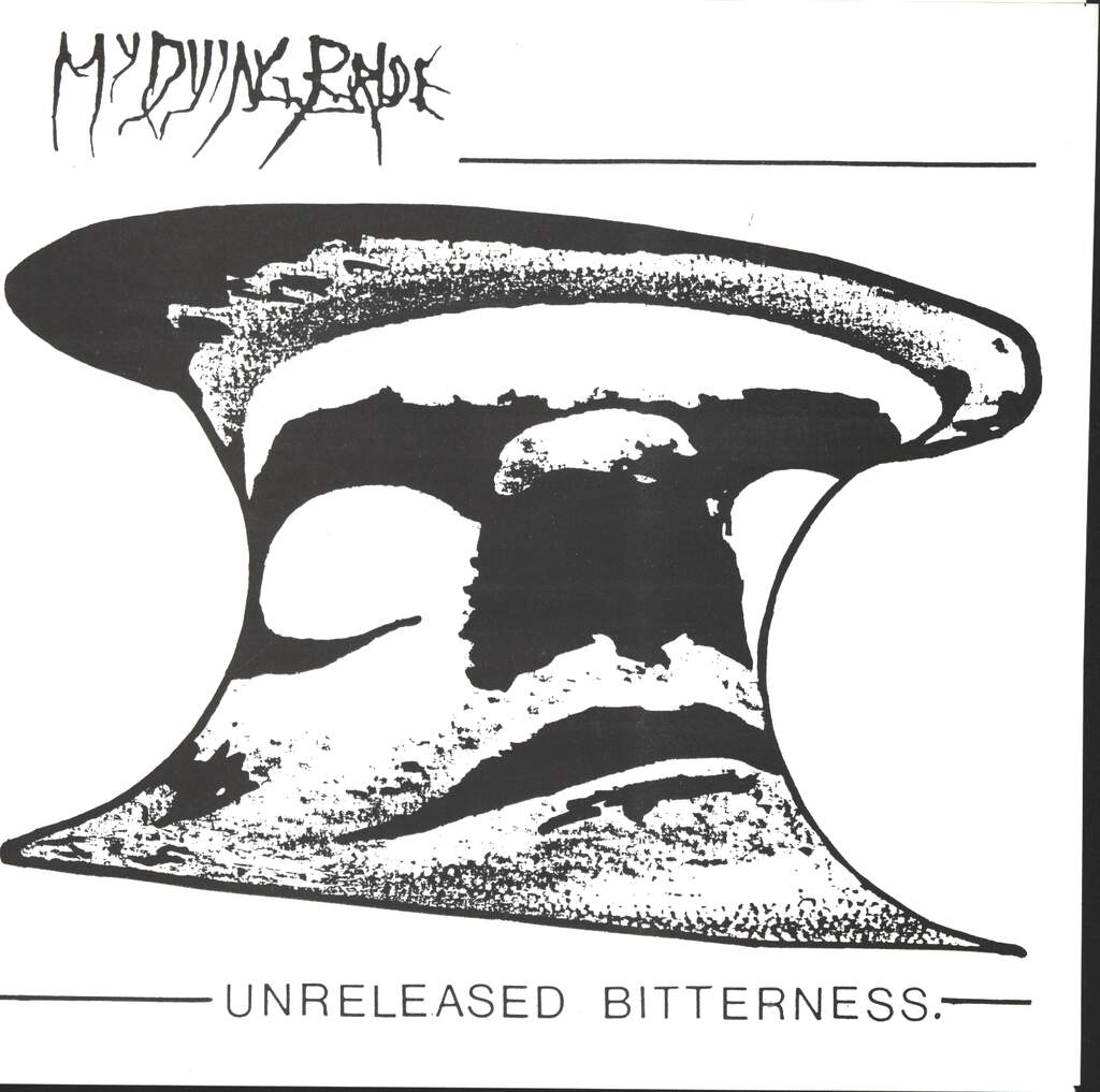 "My Dying Bride: Unreleased Bitterness., 7"" Single (Vinyl)"