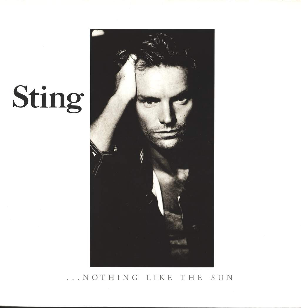 Sting: ...Nothing Like The Sun, 2×LP (Vinyl)