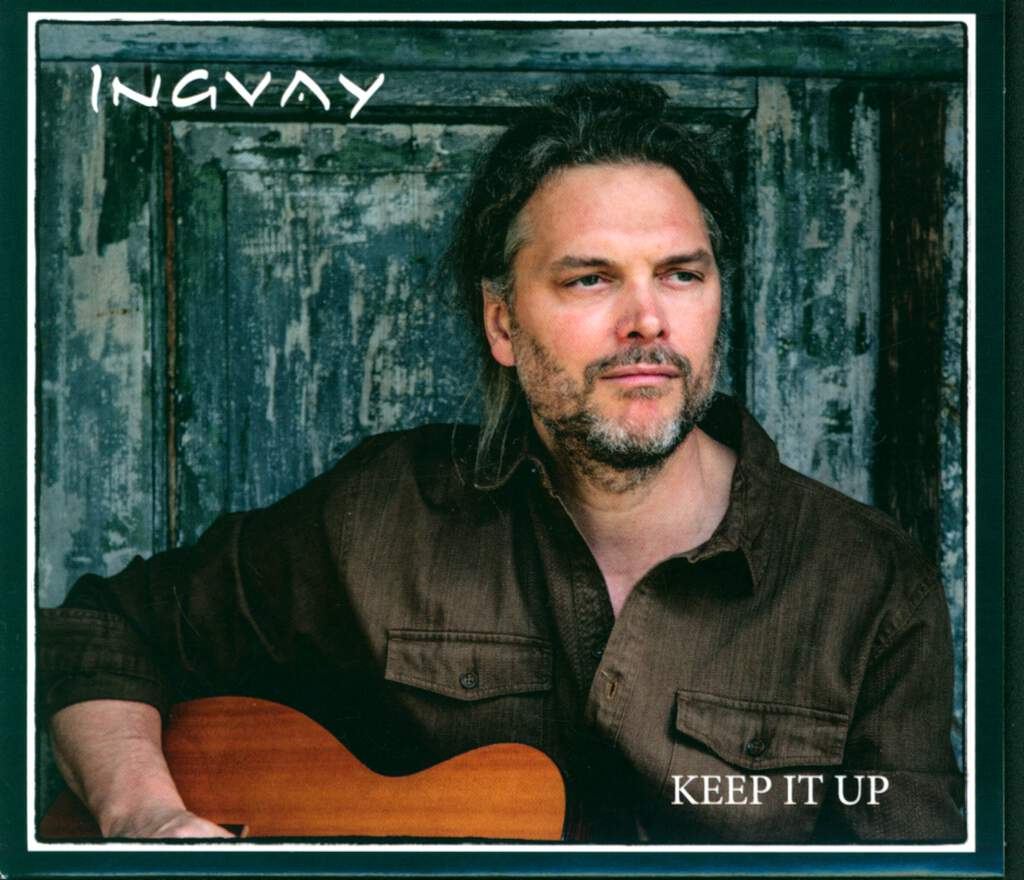 Ingvay: Keep It Up, CD