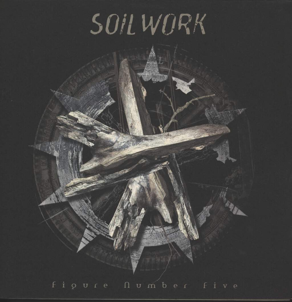 Soilwork: Figure Number Five / Natural Born Chaos, 2×LP (Vinyl)