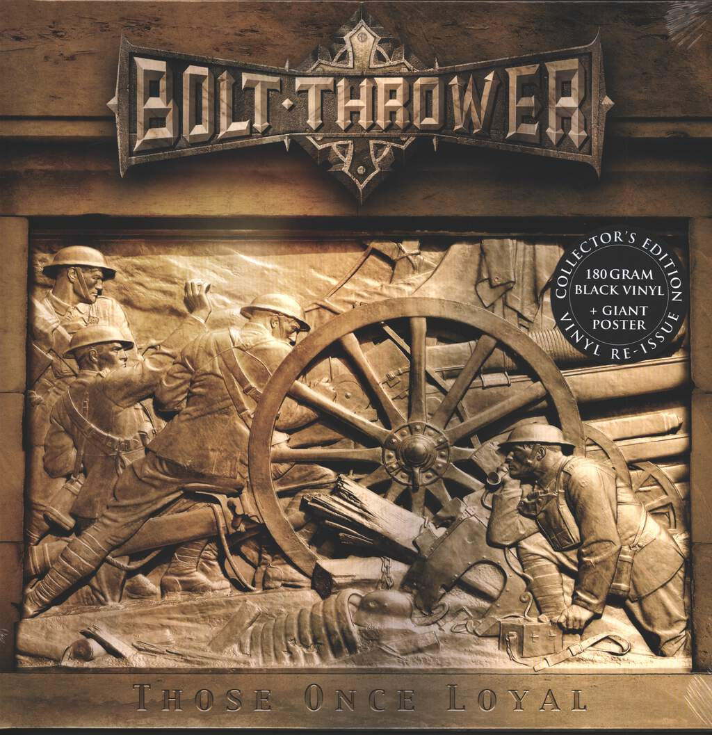 Bolt Thrower: Those Once Loyal, LP (Vinyl)