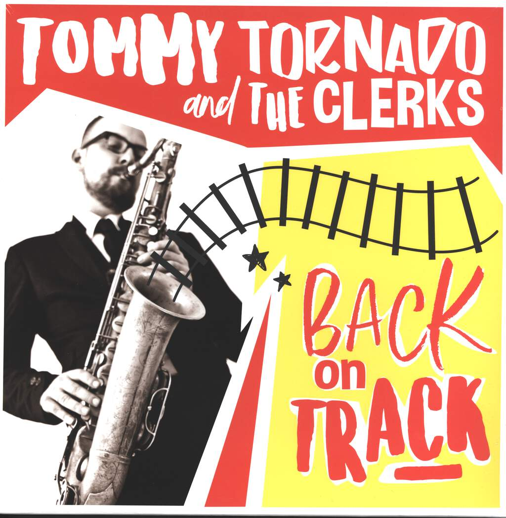 Tommy Tornado: Back On Track, LP (Vinyl)