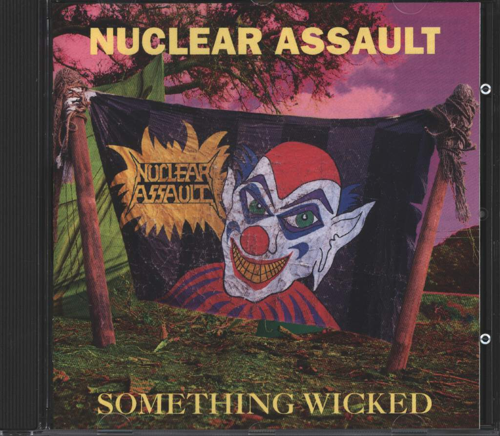 Nuclear Assault: Something Wicked, CD