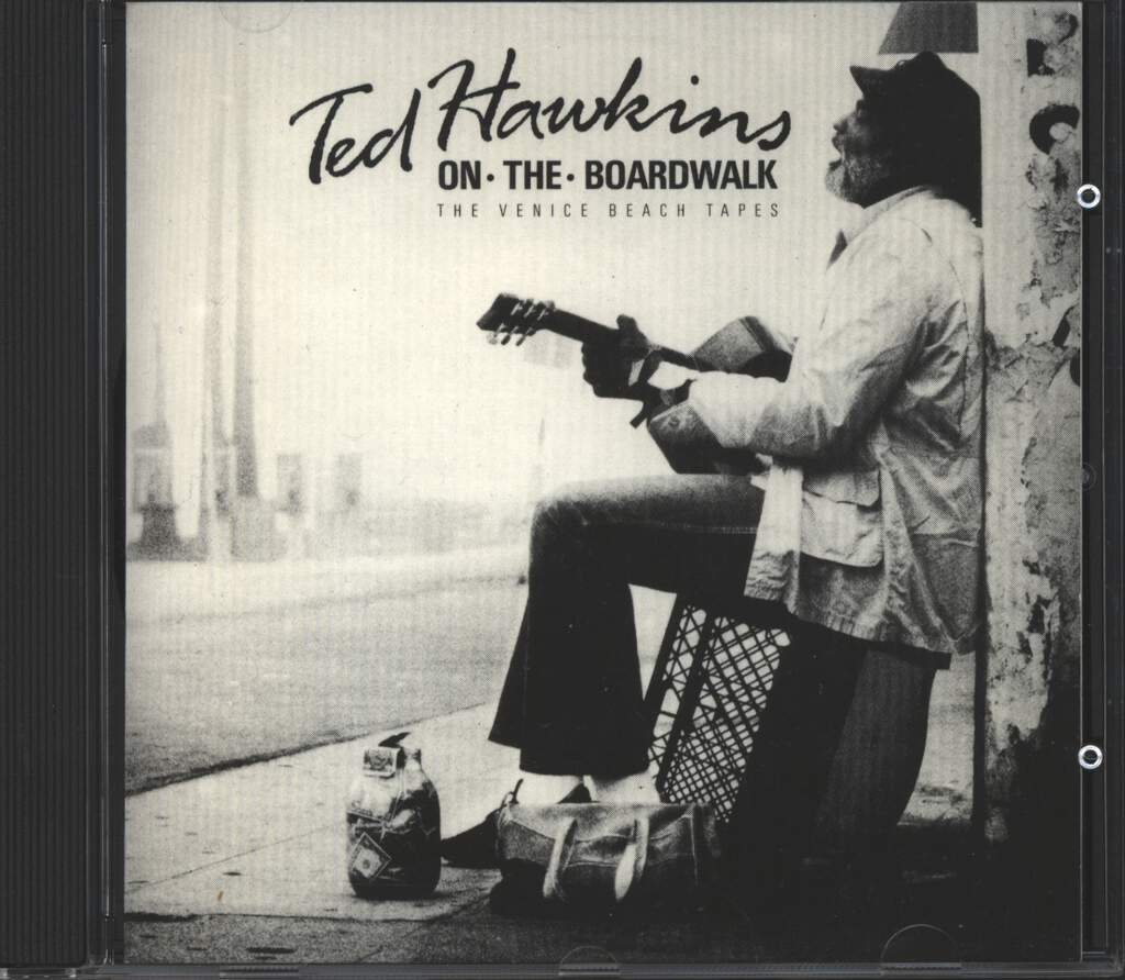 Ted Hawkins: On The Boardwalk (The Venice Beach Tapes), CD