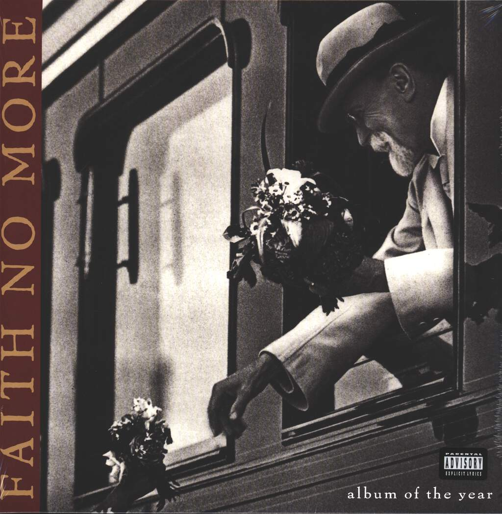 Faith No More: Album Of The Year, 2×LP (Vinyl)