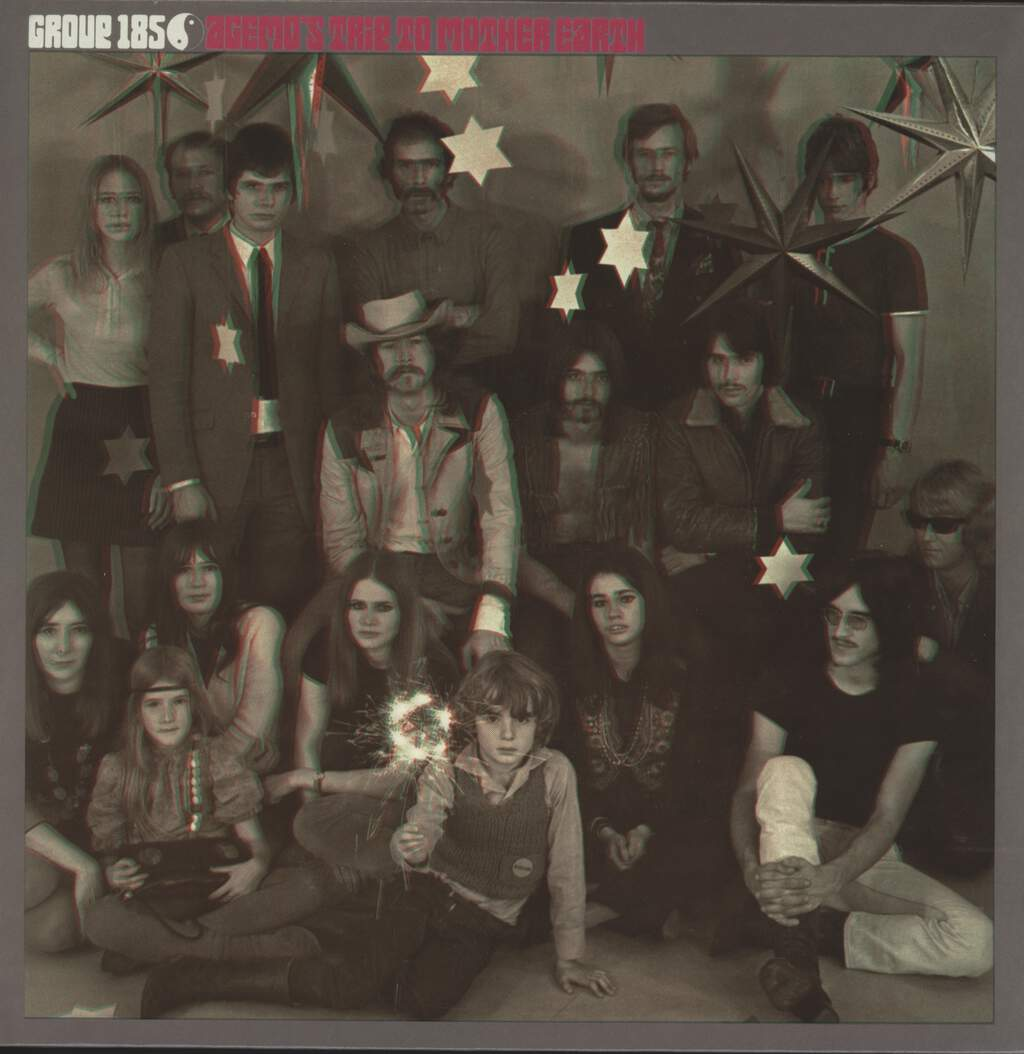 Group 1850: Agemo's Trip To Mother Earth, LP (Vinyl)