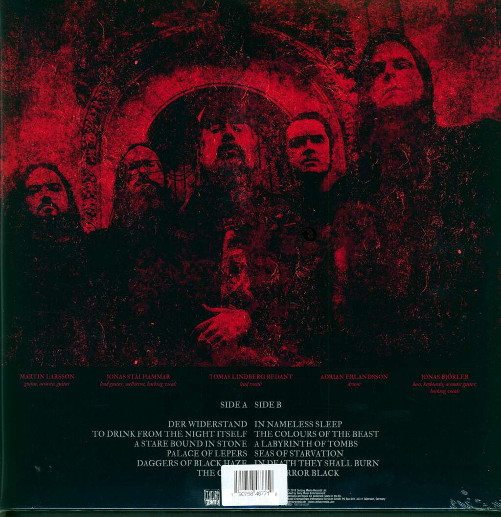 At The Gates: To Drink From The Night Itself, LP (Vinyl)