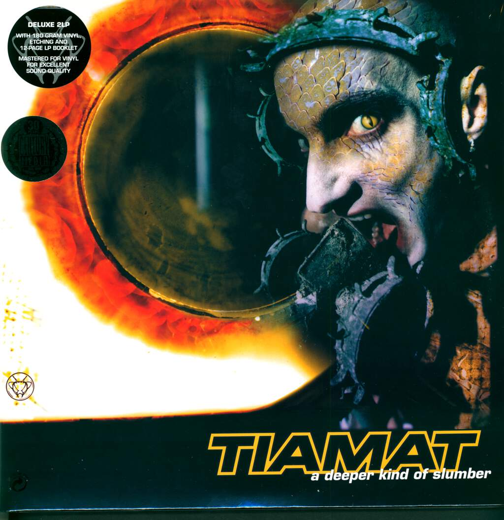 Tiamat: A Deeper Kind Of Slumber, 2×LP (Vinyl)