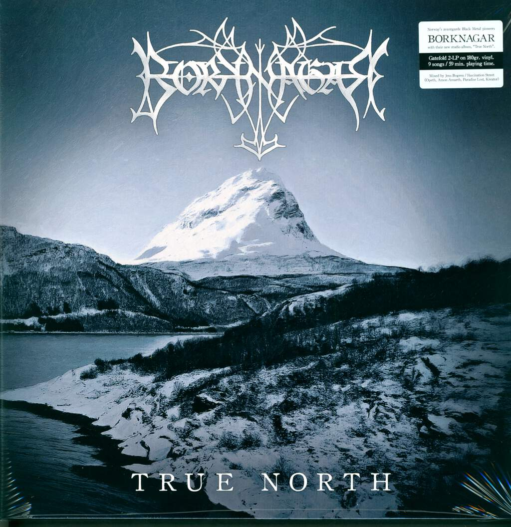 Borknagar: True North, 2×LP (Vinyl)