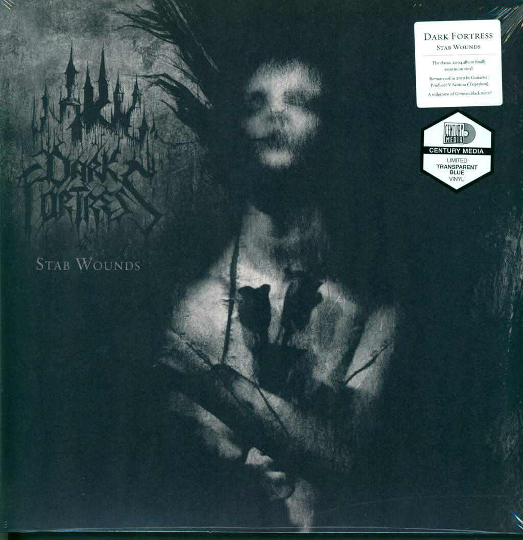 Dark Fortress: Stab Wounds, 2×LP (Vinyl)