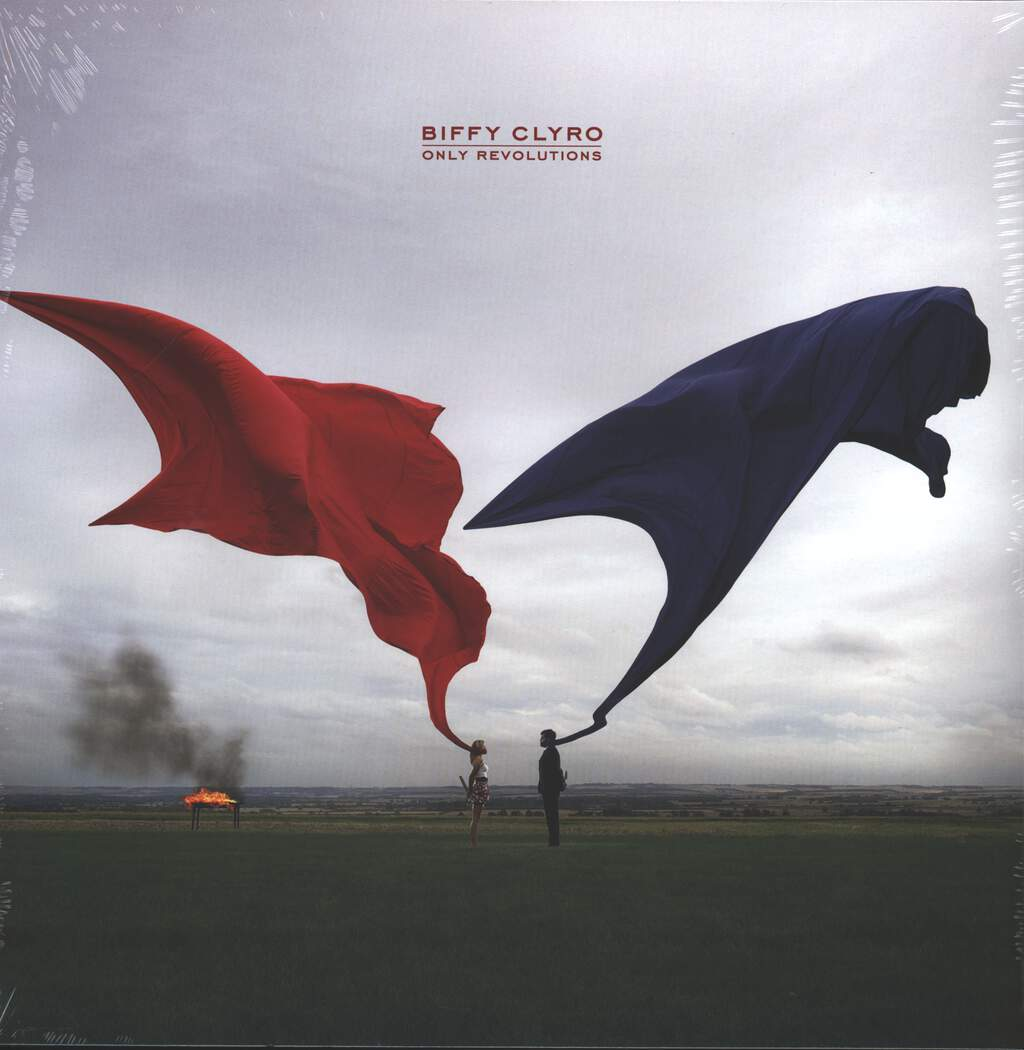 Biffy Clyro: Only Revolutions, LP (Vinyl)
