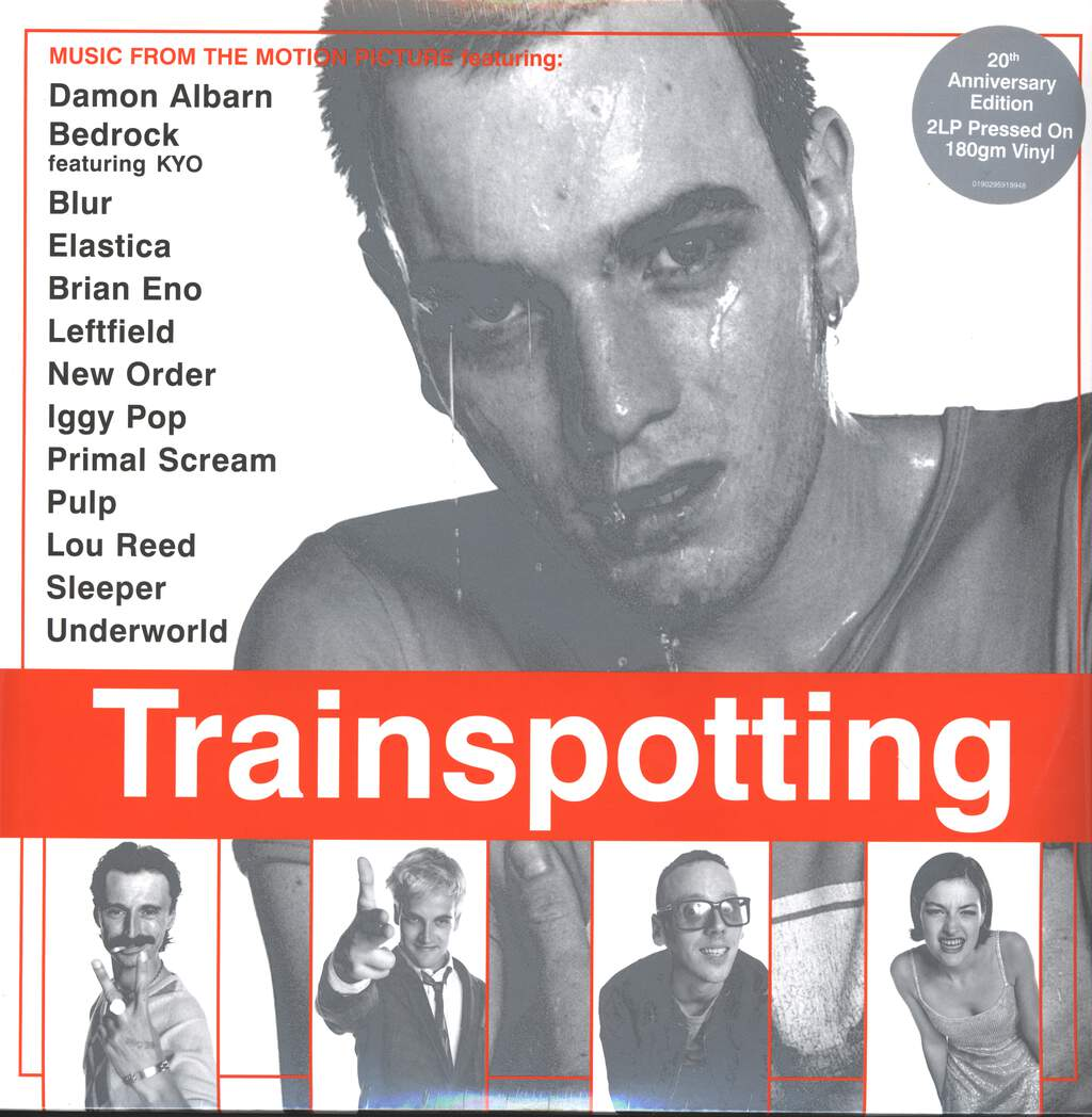 Various: Trainspotting (Music From The Motion Picture), 2×LP (Vinyl)