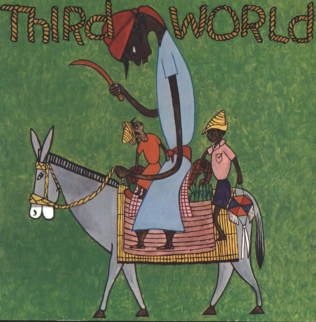 Third World: Third World, LP (Vinyl)