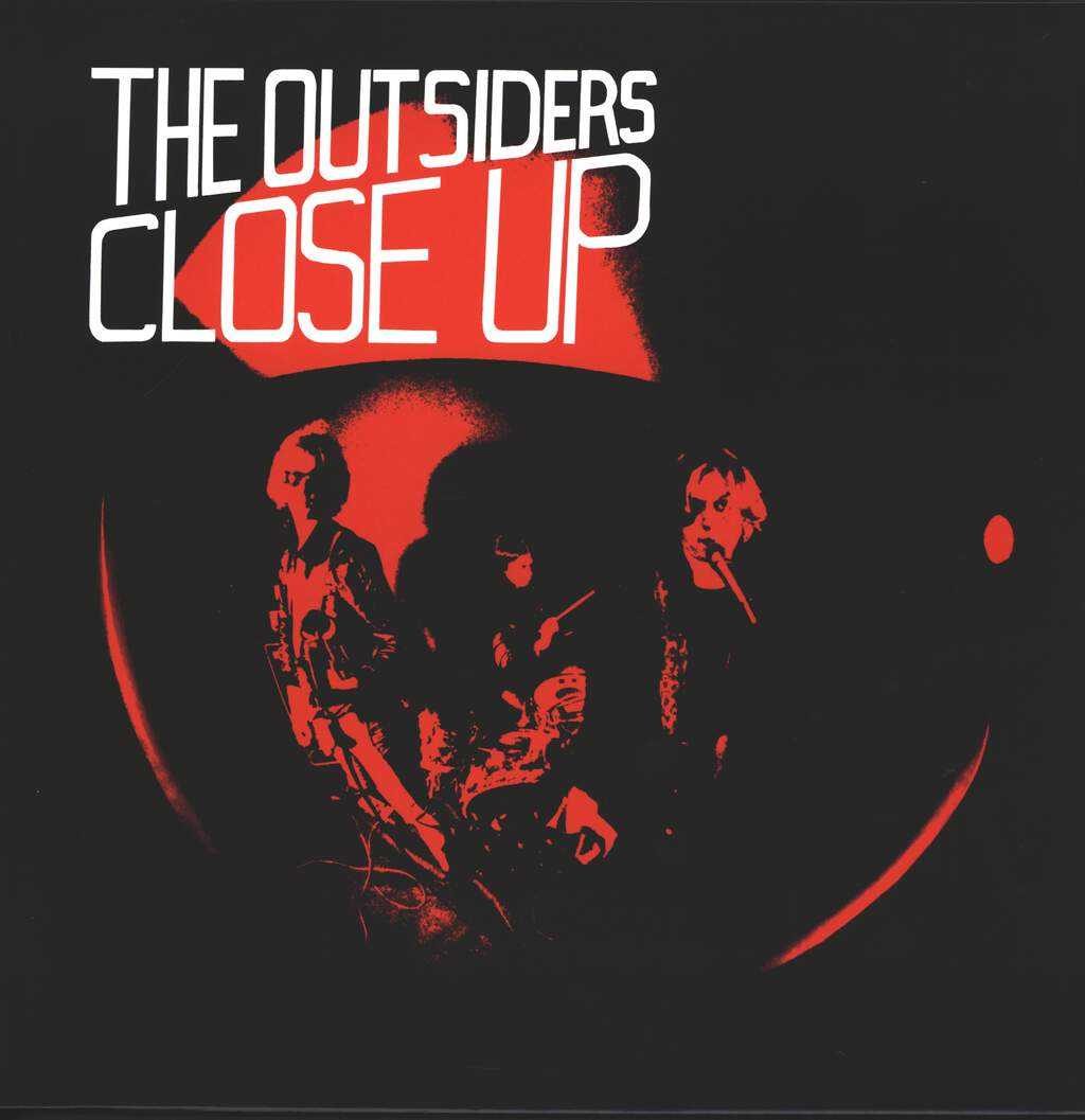 The Outsiders: Close Up, LP (Vinyl)