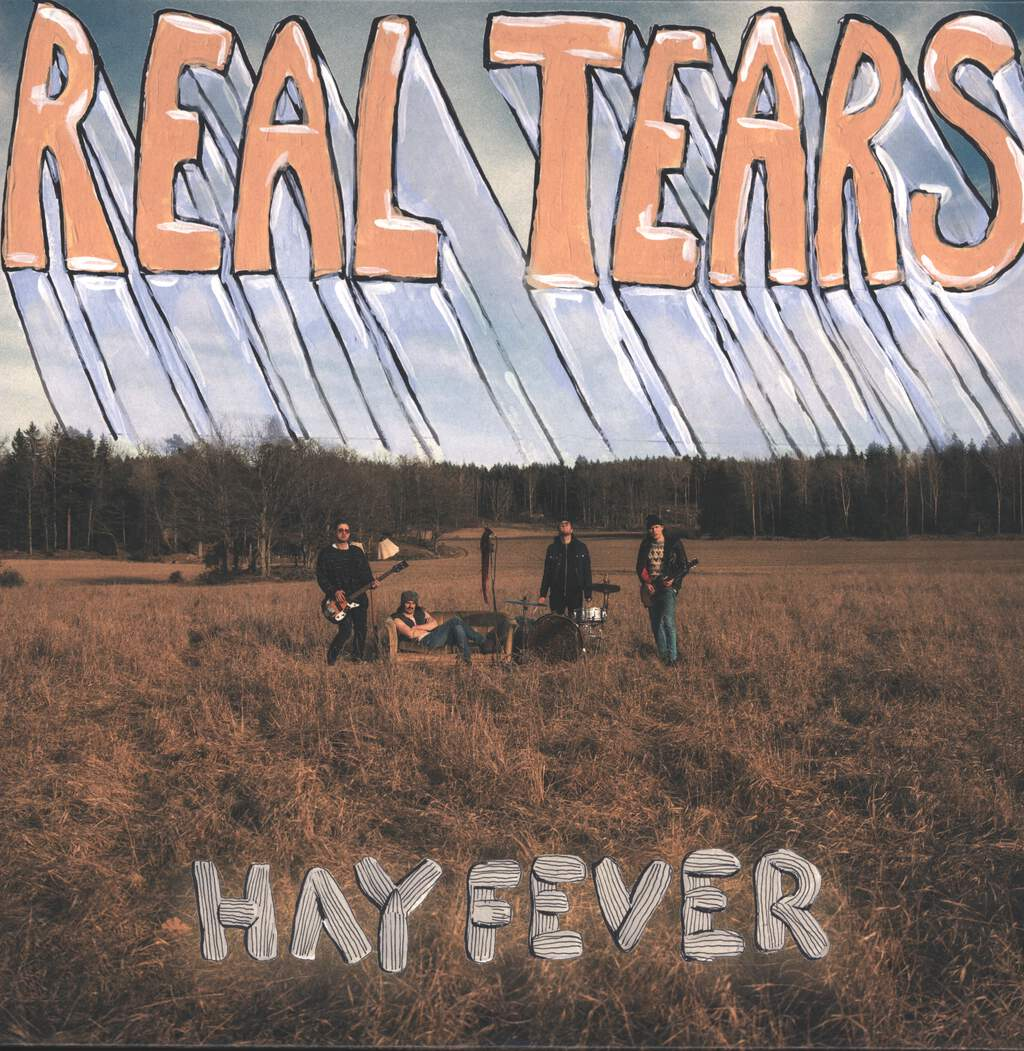 Real Tears: Hay Fever, LP (Vinyl)