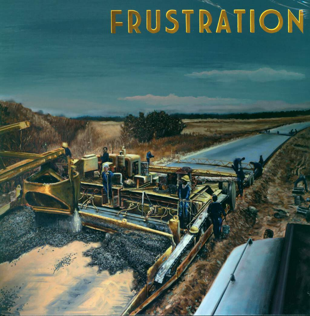 Frustration: So Cold Streams, LP (Vinyl)