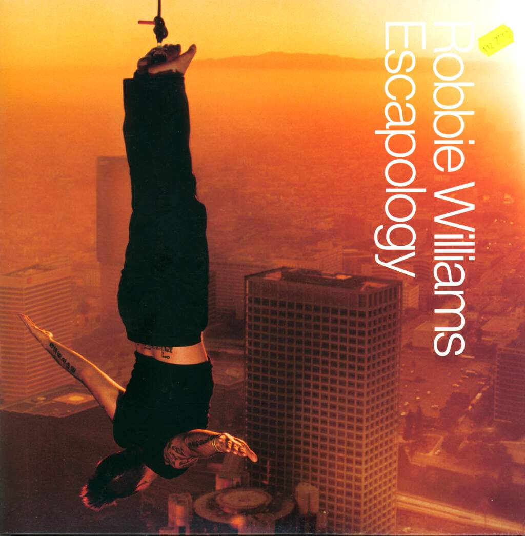 Robbie Williams: Escapology, 2×LP (Vinyl)