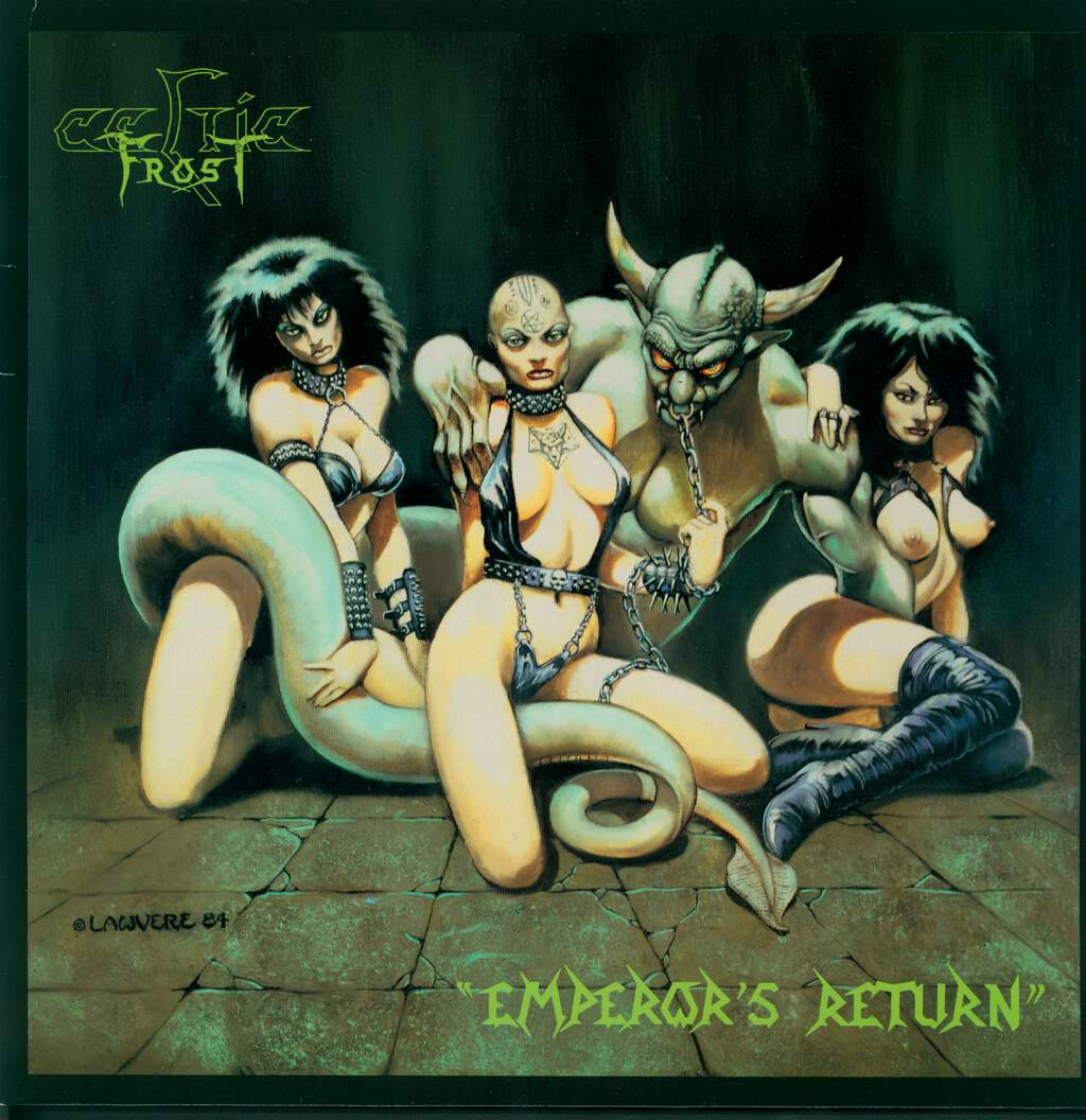 Celtic Frost: Emperor's Return, Mini LP (Vinyl)