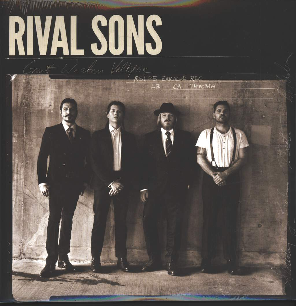 Rival Sons: Great Western Valkyrie, 2×LP (Vinyl)