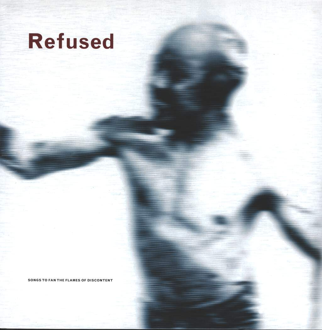 Refused: Songs To Fan The Flames Of Discontent, LP (Vinyl)