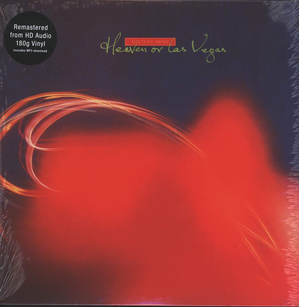Cocteau Twins: Heaven Or Las Vegas, LP (Vinyl)