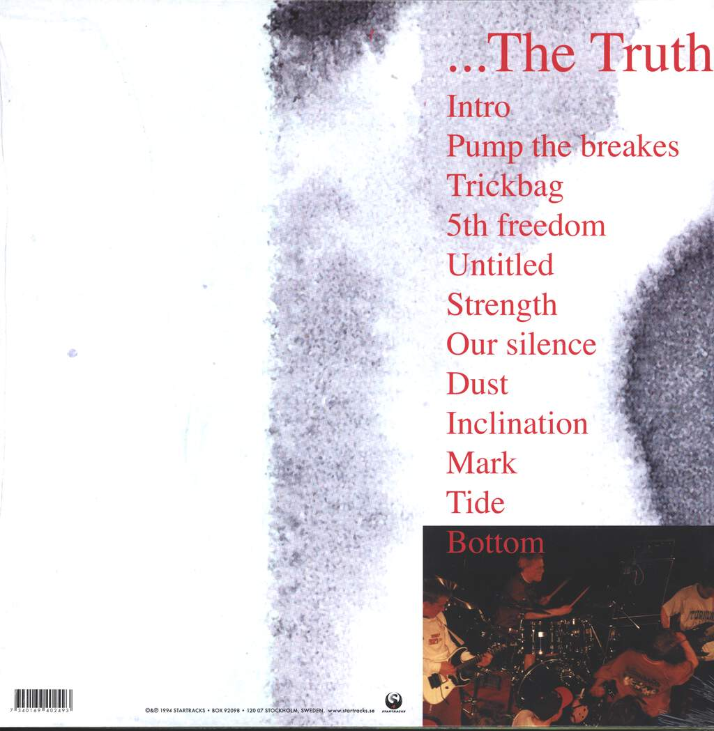 Refused: This Just Might Be... ...The Truth, LP (Vinyl)