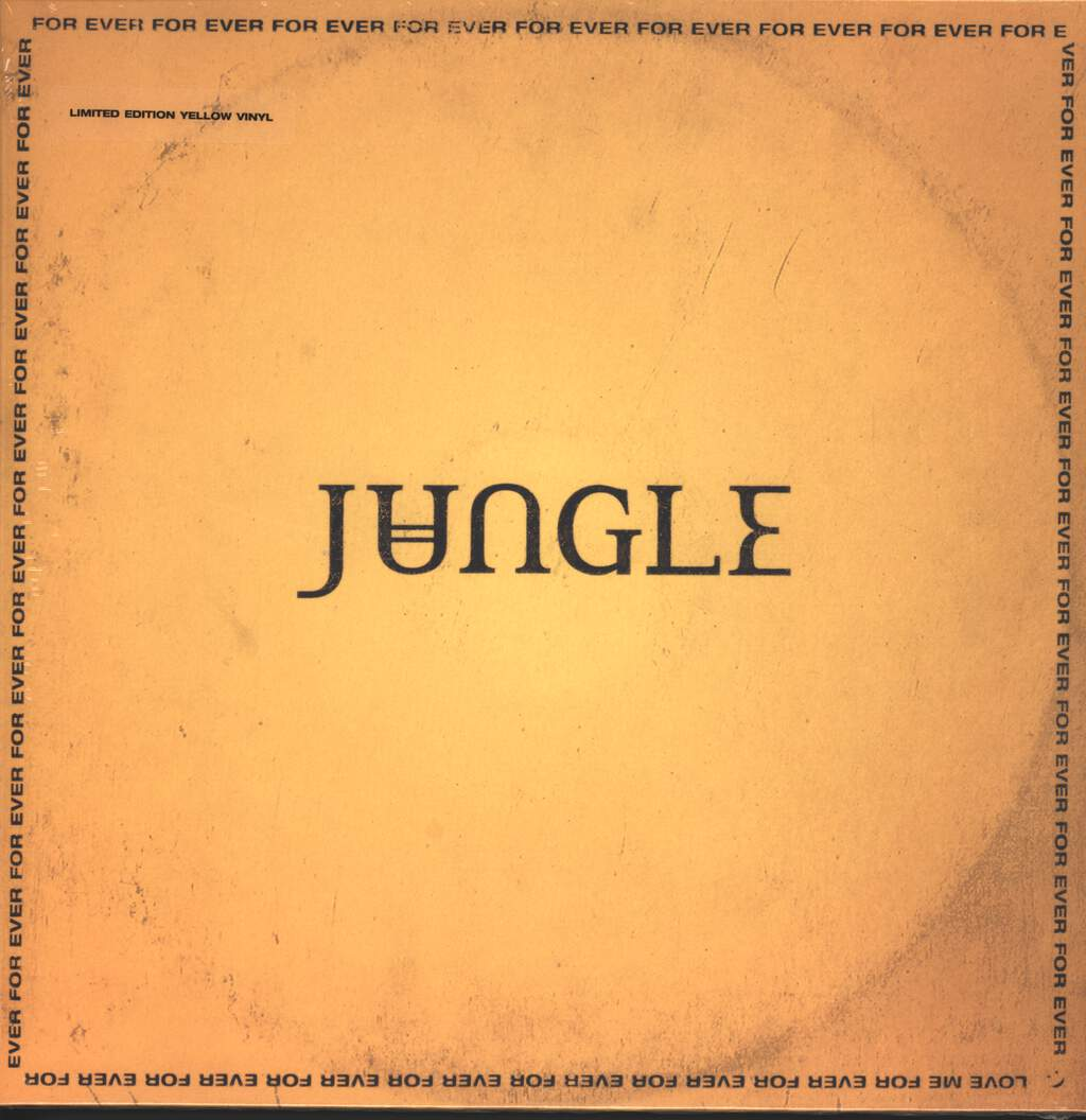 Jungle: For Ever, LP (Vinyl)