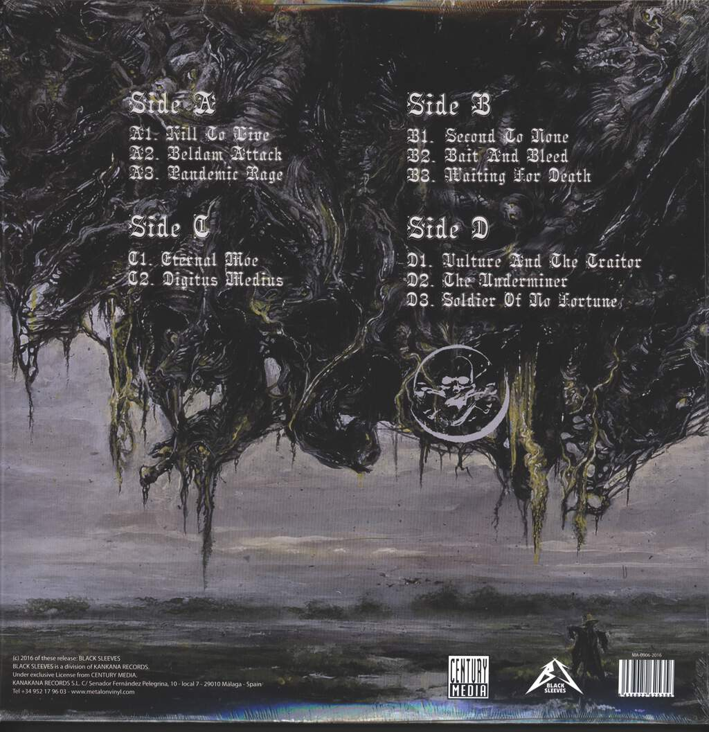Entombed A.D.: Back To The Front, 2×LP (Vinyl)