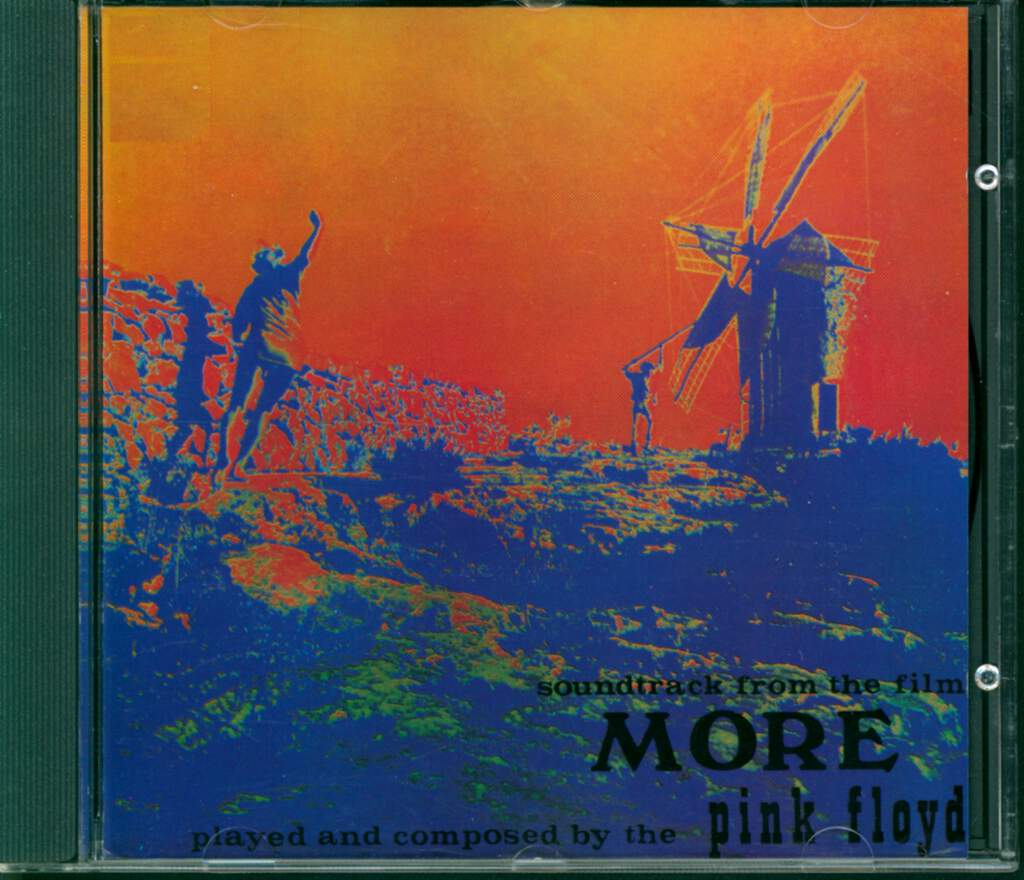 Pink Floyd: Soundtrack From The Film More, CD