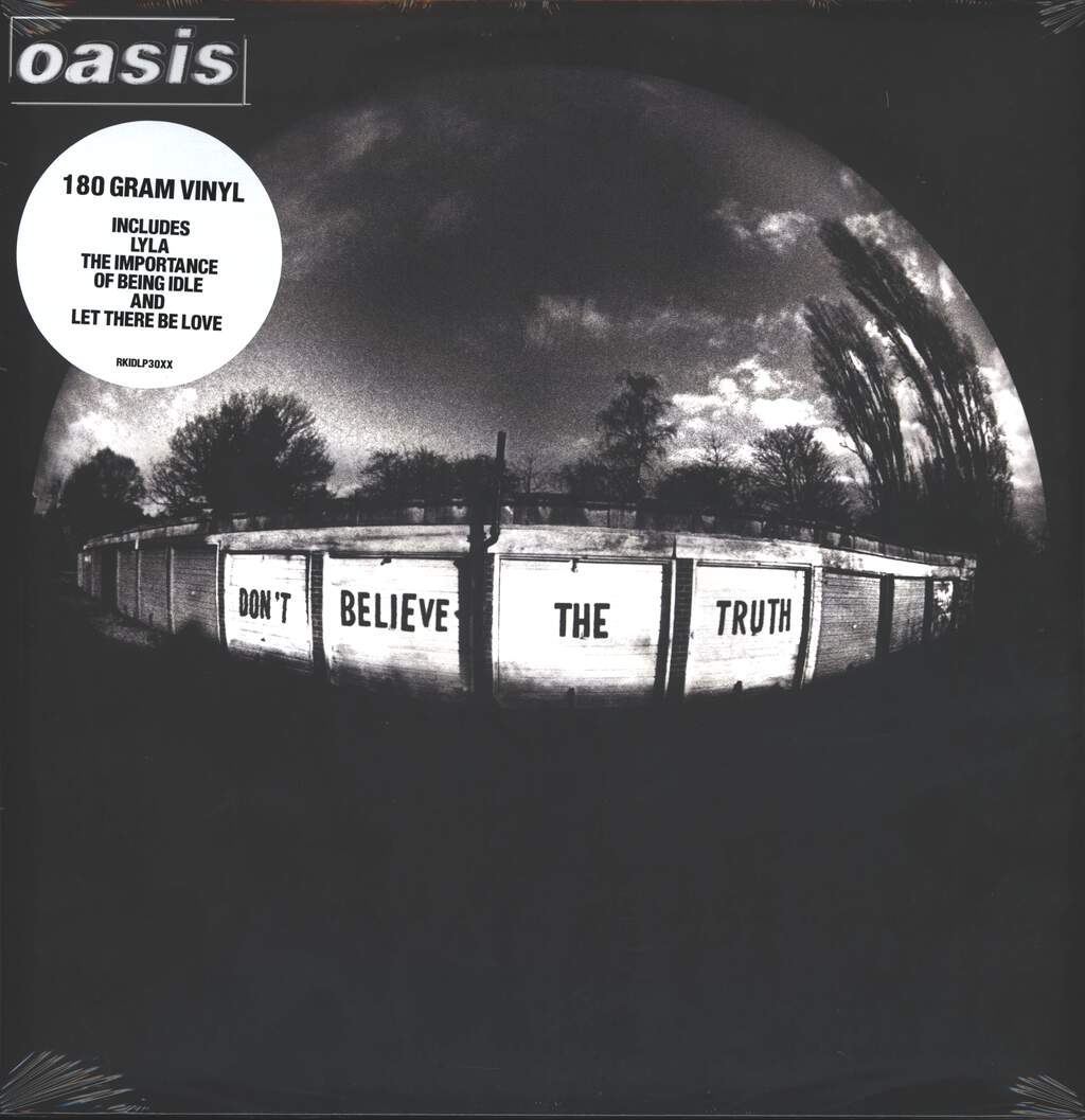 Oasis: Don't Believe The Truth, LP (Vinyl)