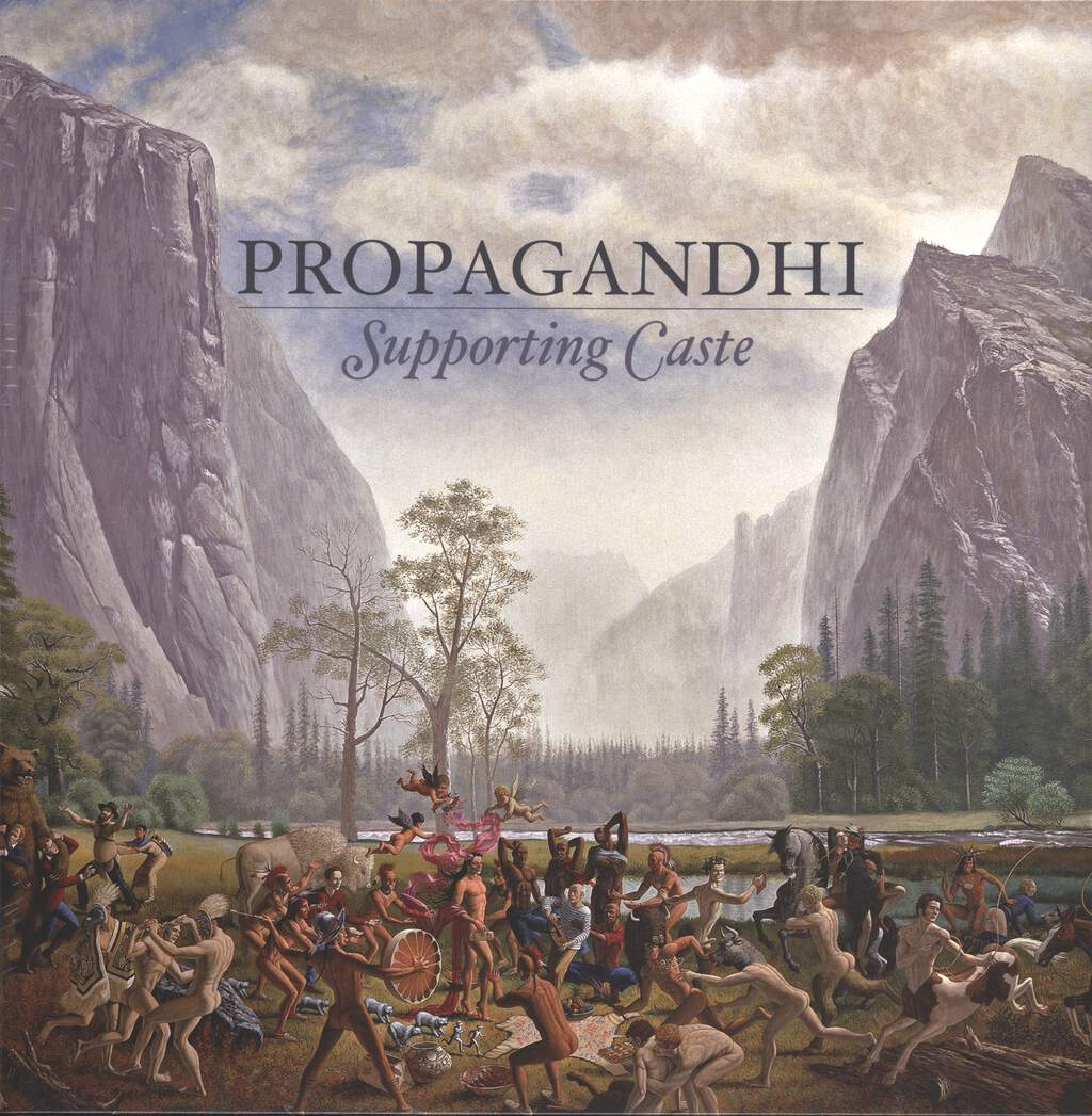 Propagandhi: Supporting Caste, 2×LP (Vinyl)